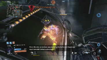 angelsk playing Titanfall