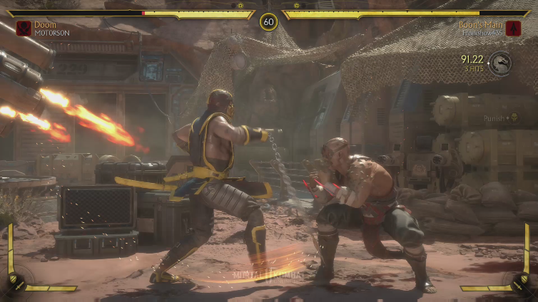 Mortal Kombat 11 Beta
