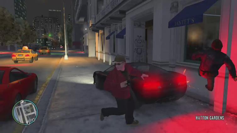 ItsStonez playing Grand Theft Auto IV