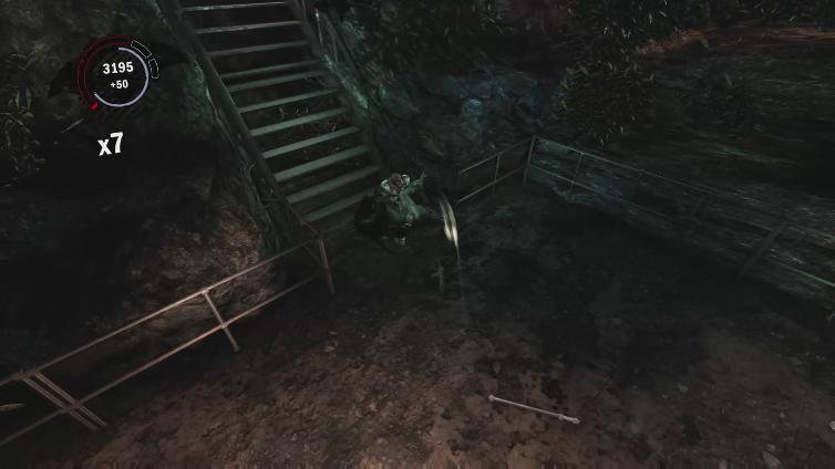 weFgt playing Batman: Arkham Asylum