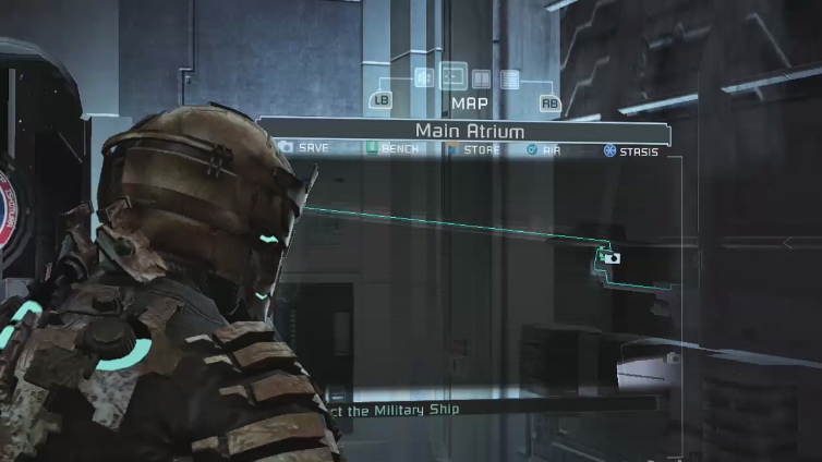 REXosaurous playing Dead Space