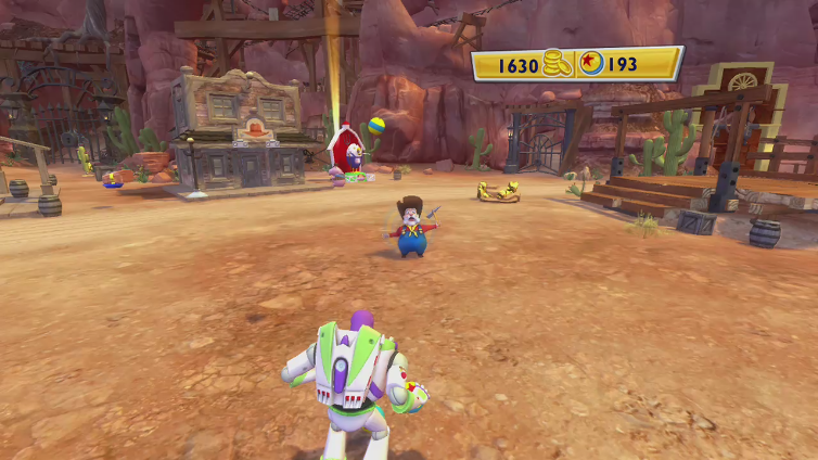 LeYdarb playing Toy Story 3