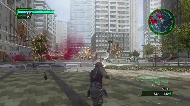 Dragoncam13 playing Earth Defense Force 2025